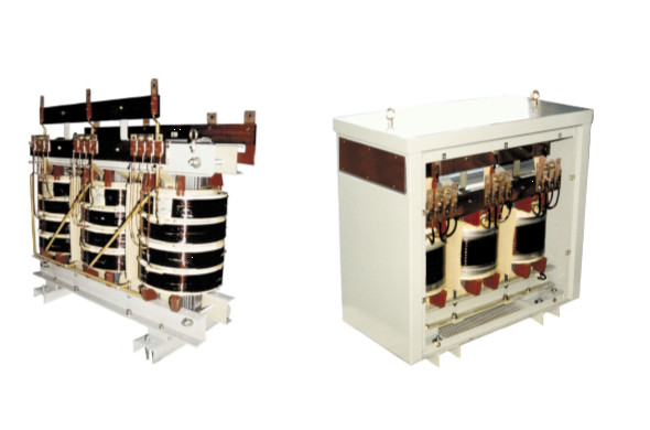 AUGIER ENERGY - Products - Dry Type Transformers