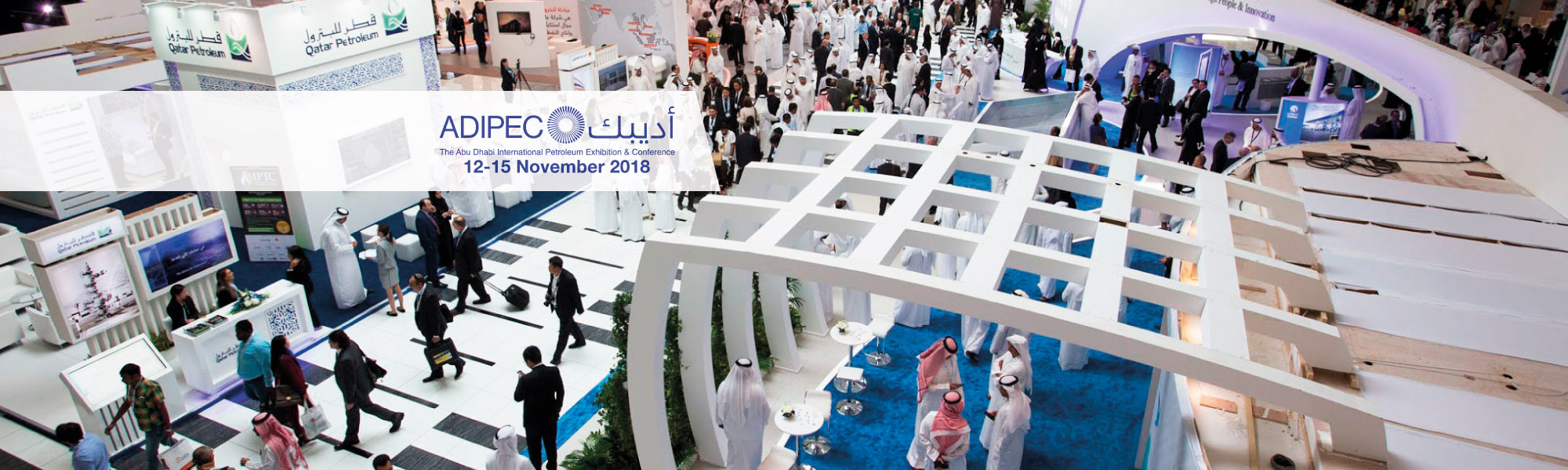 AUGIER ENERGY - Image de l'article - ADIPEC – l'Interview de Djewed Hariz