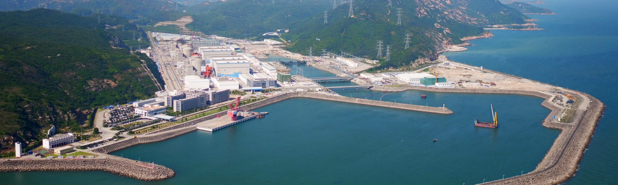 AUGIER ENERGY - Image de l'article - Guangdong Nuclear Power Plant, CHINA
