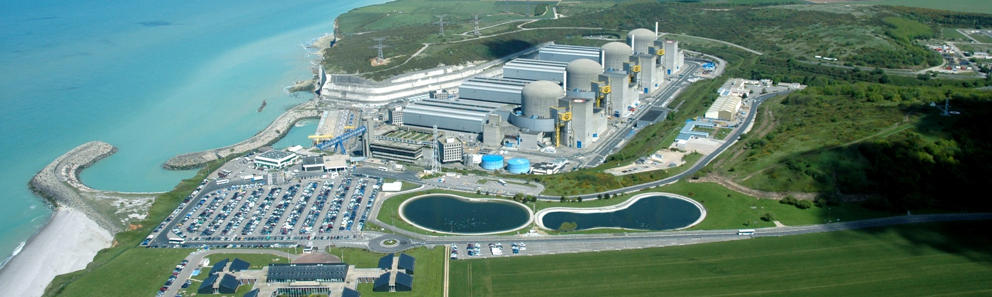 AUGIER ENERGY - Image de l'article - Nuclear Power Station Paluel, FRANCE