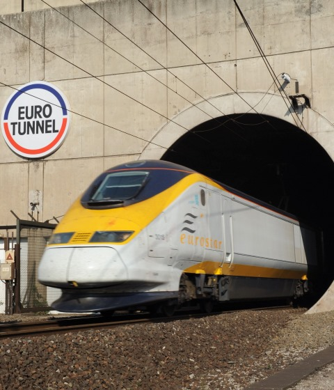 Eurotunnel, ROYAUME UNI : Éclairage - parking et phase travaux