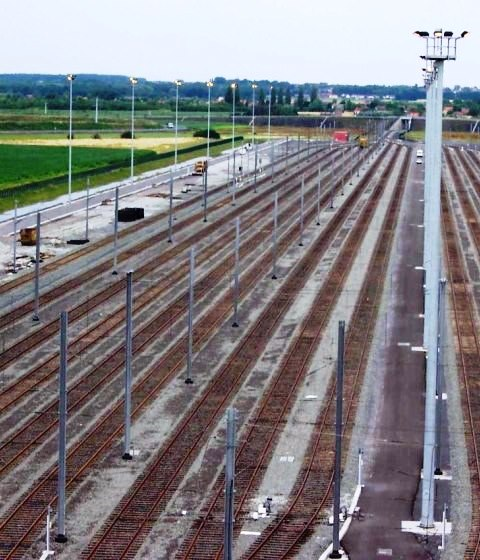 Site multimodal - Dourges, FRANCE