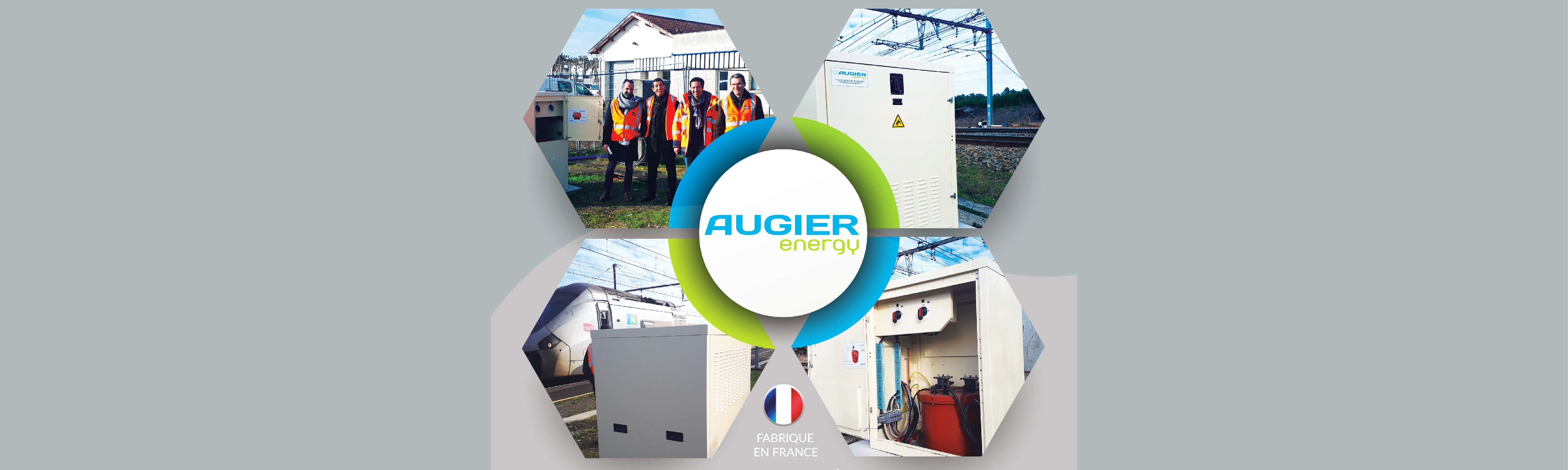 AUGIER ENERGY - Image de l'article - Inforail Magazine – Press article about Augier